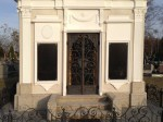 grobowiec drzwi kute